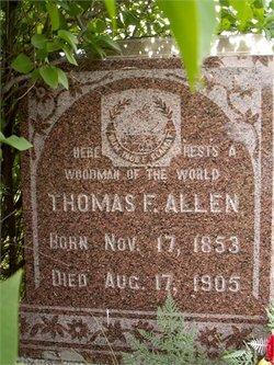 Thomas F Allen