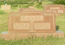 Margaret Ellen <i>Settle</i> Davis