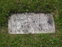 John Nathan Kaldahl