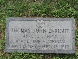 Thomas John Enright