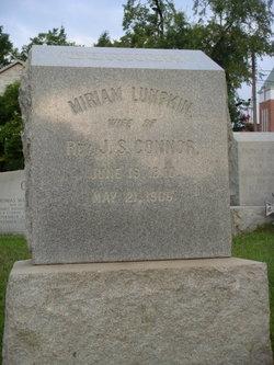 Miriam <i>Lumpkin</i> Connor