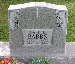 Earl Edwin Babbs