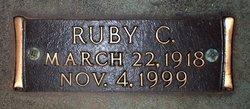 Ruby Ella <i>Carswell</i> Parrott