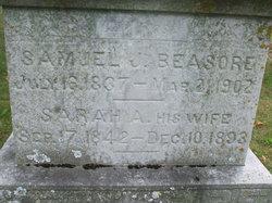 Alice Sarah Sarah <i>Robinson</i> Beasore