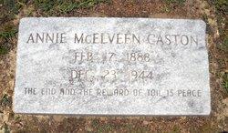 Annie <i>McElveen</i> Caston