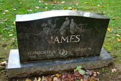 J W James