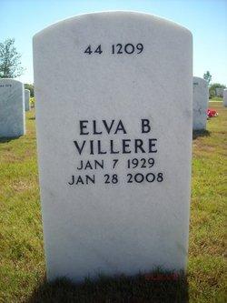 Elva B Villere