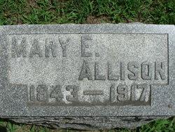 Mary Ellen <i>Karr</i> Allison