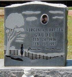 Virginia <i>McCaw</i> Gaudet