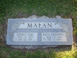 George Earl Malan