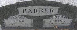 Bertha Virginia <i>Burke</i> Barber