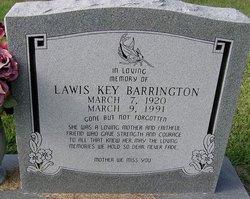 Lawis <i>Key</i> Ferguson Barrington