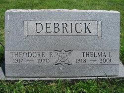Thelma I <i>Dunham</i> Debrick