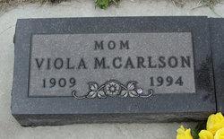 Viola Mae <i>Carlson</i> Carlson