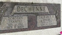 Dorothy <i>Samis</i> DeChenne