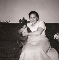 Mrs Margaret Frances <i>Deinlein</i> Norwood