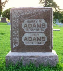 Harry W Adams