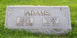 John B Adams