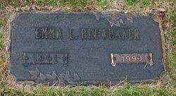 Emma Lillian Peggy <i>Bruder</i> Brewbaker