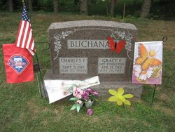 Grace Elizabeth Betty <i>Pendleton</i> Buchanan
