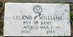 Leland Preston Lee Williams
