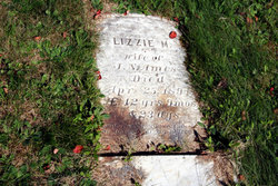Elizabeth M. Lizzie <i>Woodward</i> Ames