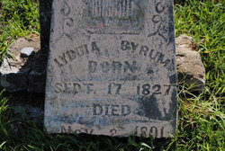 Lyddia <i>Ross</i> Byrum