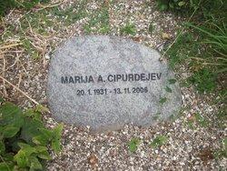 Marija Alexeevna Cipurdejev