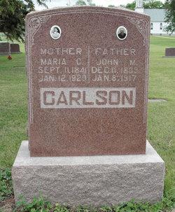 Johan Magnus Carlson
