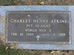 Charles Henry Atkins