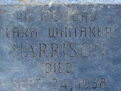 Lara <i>Whitaker</i> Harrison