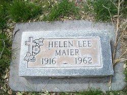Helen Lee <i>Maier</i> Baird