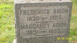 Margaret Jane <i>Moore</i> Amon