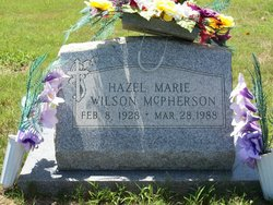 Hazel Marie <i>Wilson</i> McPherson