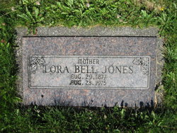 Lora Bell <i>Bell</i> Jones