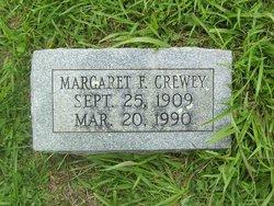 Margaret F. Crewey