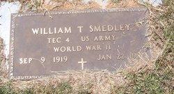 William Thomas Smedley