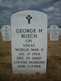 George Harry Busch