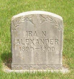 Ira N Alexander