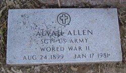 Alvah Allen