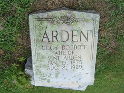 Lucy <i>Bobbitt</i> Arden