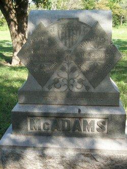 Mary Jane <i>Jones</i> McAdams