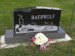 Mary M <i>Morgan</i> Baerwolf