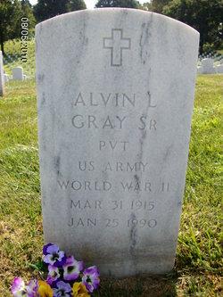 Alvin Louis Gray, Sr