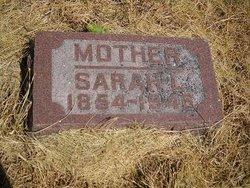 Sarah L. <i>Davis</i> Mackey
