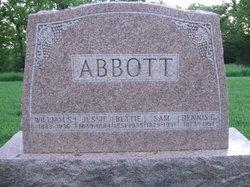 Mary Elizabath <i>Hagood</i> Abbott