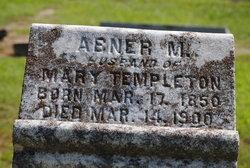 Abner M. Templeton