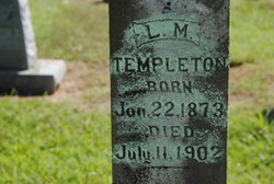 Luther M. Templeton