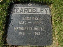 Henrietta <i>White</i> Beardsley