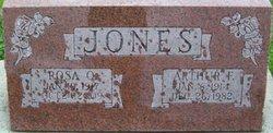 Rosa Opal <i>Hill</i> Jones